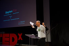 Steve Ritz at TEDxManhattan 2014.