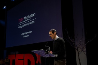 Courtesy of TEDxManhattan 2014